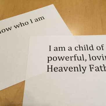 I Belong to the Church of Jesus Christ: Older – Concentration Matching Game