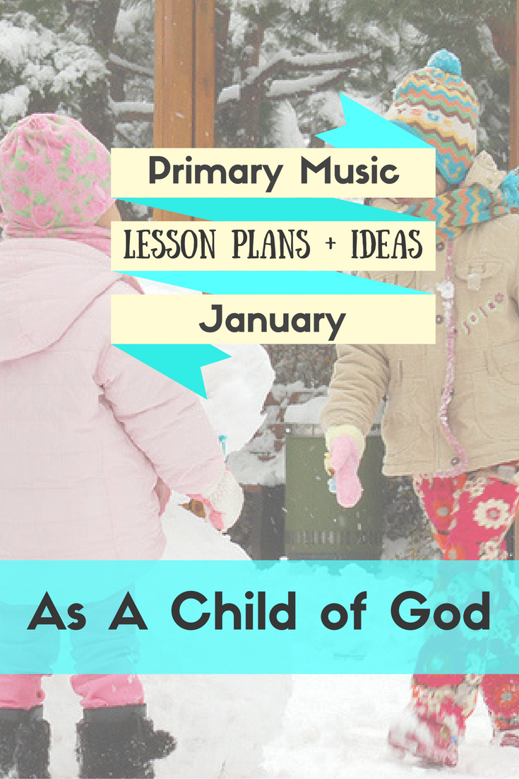 As a Child of God: Ideas for Younger and Older Children