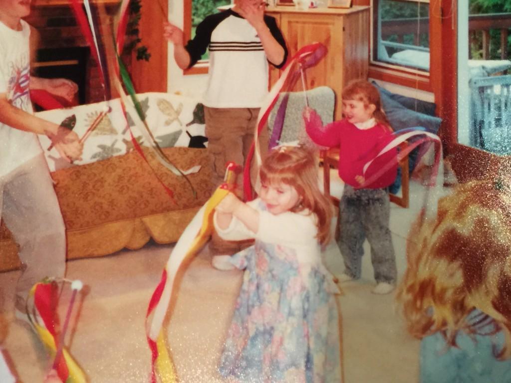 Easter Hosanna – Windwands for Younger Children