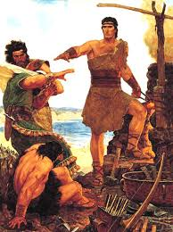 Nephi's Courage – for Younger and Older Children