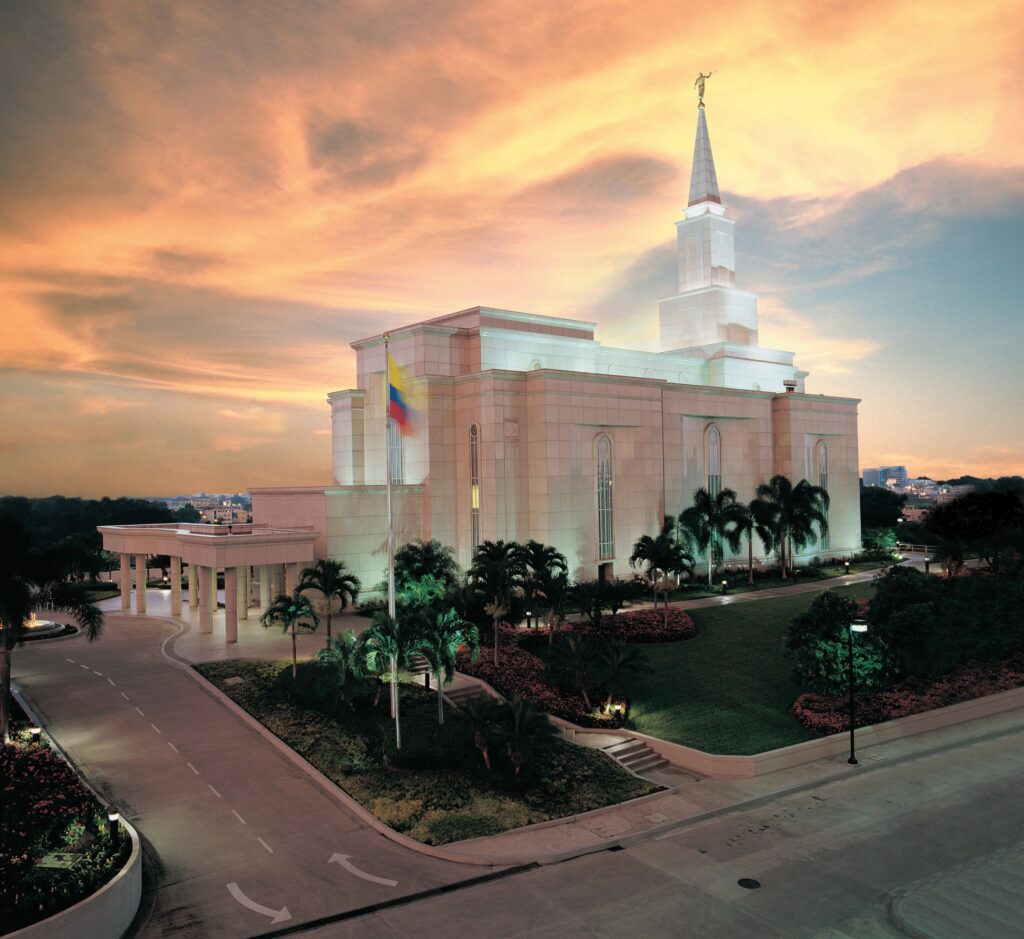 I Love to See the Temple – Hand Signs
